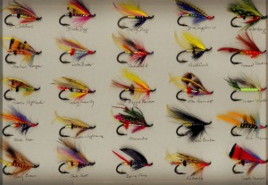 Salmon fishing flies learning the fundamentals for Types of fly fishing flies