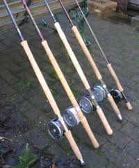 salmon fly rods